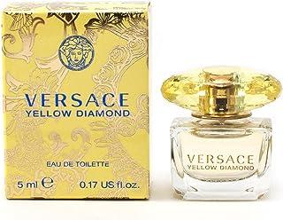 Versace Yellow Diamond By Gianni Versace For Women Edt .17 Oz Mini