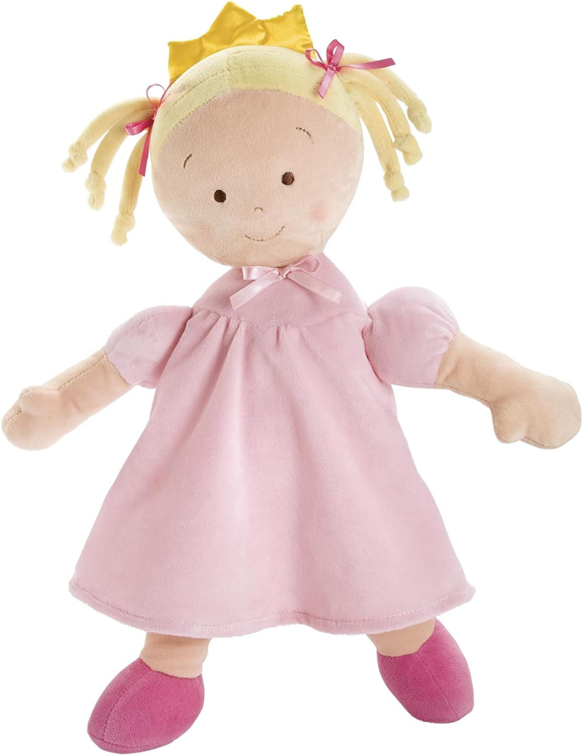 North American Bear Little Princess Doll Blonde, 16Inch