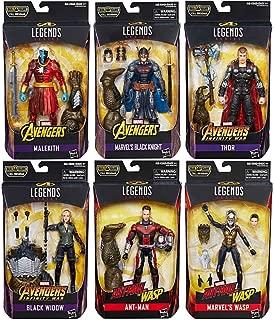 Avengers Infinity War Marvel Legends 6-Inch Action Figures Wave 2 Set