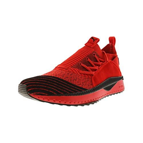 low priced ed3ff 96d0c PUMA Mens Tsugi Jun Fubu BHM Ankle-High Fabric Fashion Sneaker