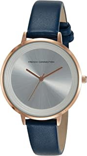 French Connection Analog Silver Dial Women's Watch-FCN0001B