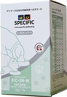 スペシフィック (SPECIFIC) 療法食 F/C-IN-W 犬猫用高栄養
