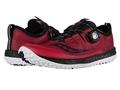 Saucony Switchback ISO (Barberry/Black) Women