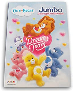 Care Bears Dream Team Coloring and Activity Book - 80 Pages