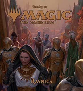 The Art of Magic: The Gathering - Ravnica