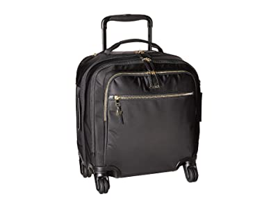 Tumi Voyageur Osona Compact Carry-On (Black) Carry on Luggage
