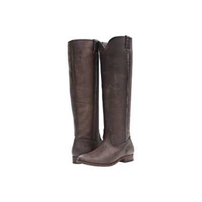 Frye Cara Tall (Smoke Washed Oiled Vintage) Women