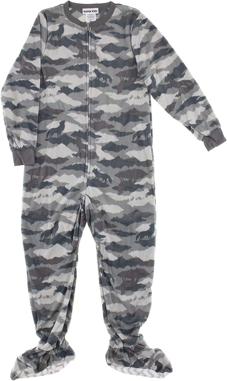 Komar Kids Boys Fleece Sleeper Blanket Excellent Pajamas Footed Ranking TOP17