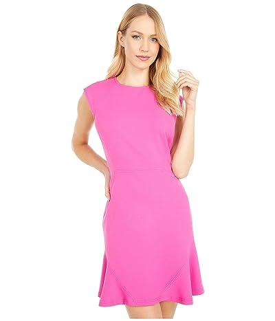 Trina Turk Kulu Dress (Raspberry) Women