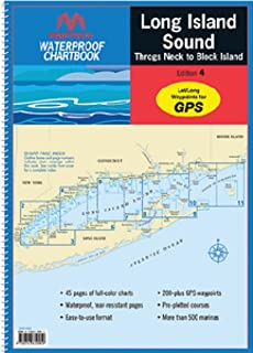 Maptech Long Island Sound WPB032504