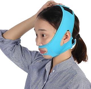 Afslankmasker voor het gezicht, V-lijn Afslankband voor het gezicht Pijnloos Verband voor het opheffen van het gezicht Dub...