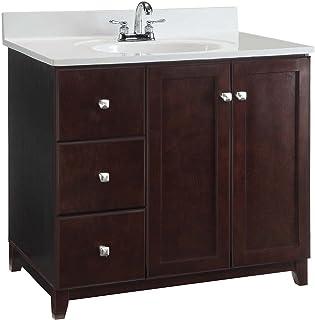 Cool Amazon Com 2 Doors Bathroom Vanities Bathroom Sink Download Free Architecture Designs Rallybritishbridgeorg