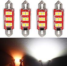 Phinlion Super Bright 500 Lumens 578 LED Bulb 3030 6-SMD...