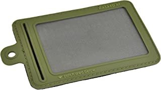 Hazard 4 (PAT-ID-SM-GRN) ID-Window-Patch Rubber 3D Velcro Backed with Company Logo, OD Green, Small
