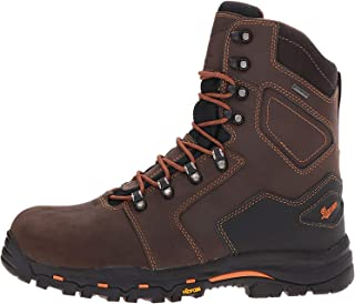 "حذاء عمل Danner Men's Vicious 8"" 400G NMT"