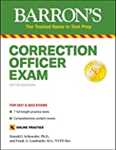 Correction Officer Exam: with 7 Practice Tests (Barron's Test Prep)