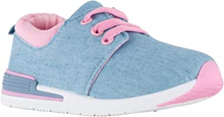 Oomphies Sunny Blue Gilrs Athletic Shoe