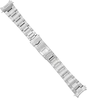 OYSTER WATCH BAND BRACELET NEW STYLE FOR ROLEX SUBMARINER STAINLESS STEEL HEAVY