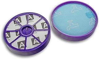 vhbw Set de filtros Hepa antiálergicos para Dyson DC29 reemplaza 900228-01, 917819-01