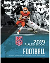 2019 NFHS Football Rules Book | National Federation High School Paperback
