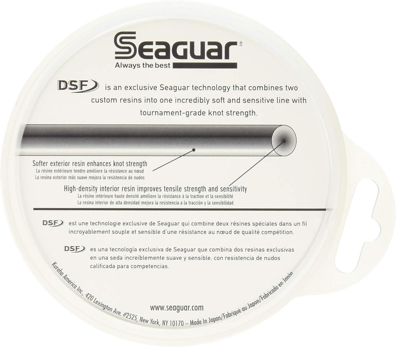 Seaguar Blue Label Fluorocarbon Leader Line 25, 50, 100yd