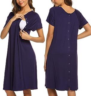 Ekouaer Women's Nursing/Delivery/Labor/Hospital...
