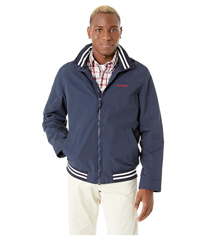 ad8894fbc2d Tommy Hilfiger Adaptive Regatta Jacket with Magnetic Zipper at ...