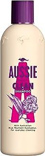 Aussie Daily Clean szampon do codziennego czyszczenia, 300 ml, szampon damski, pielęgnacja włosów, połysk, z ekstraktem z ...