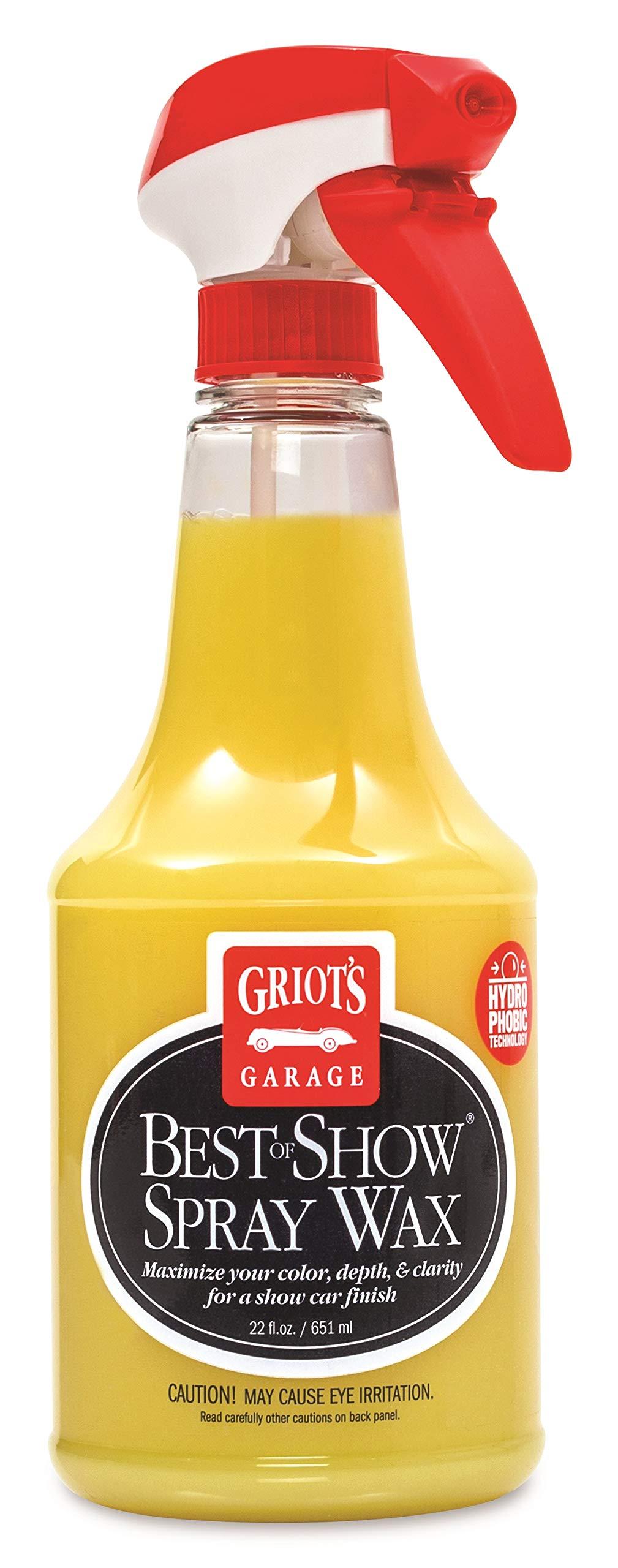 Griots Garage Best Spray 10968