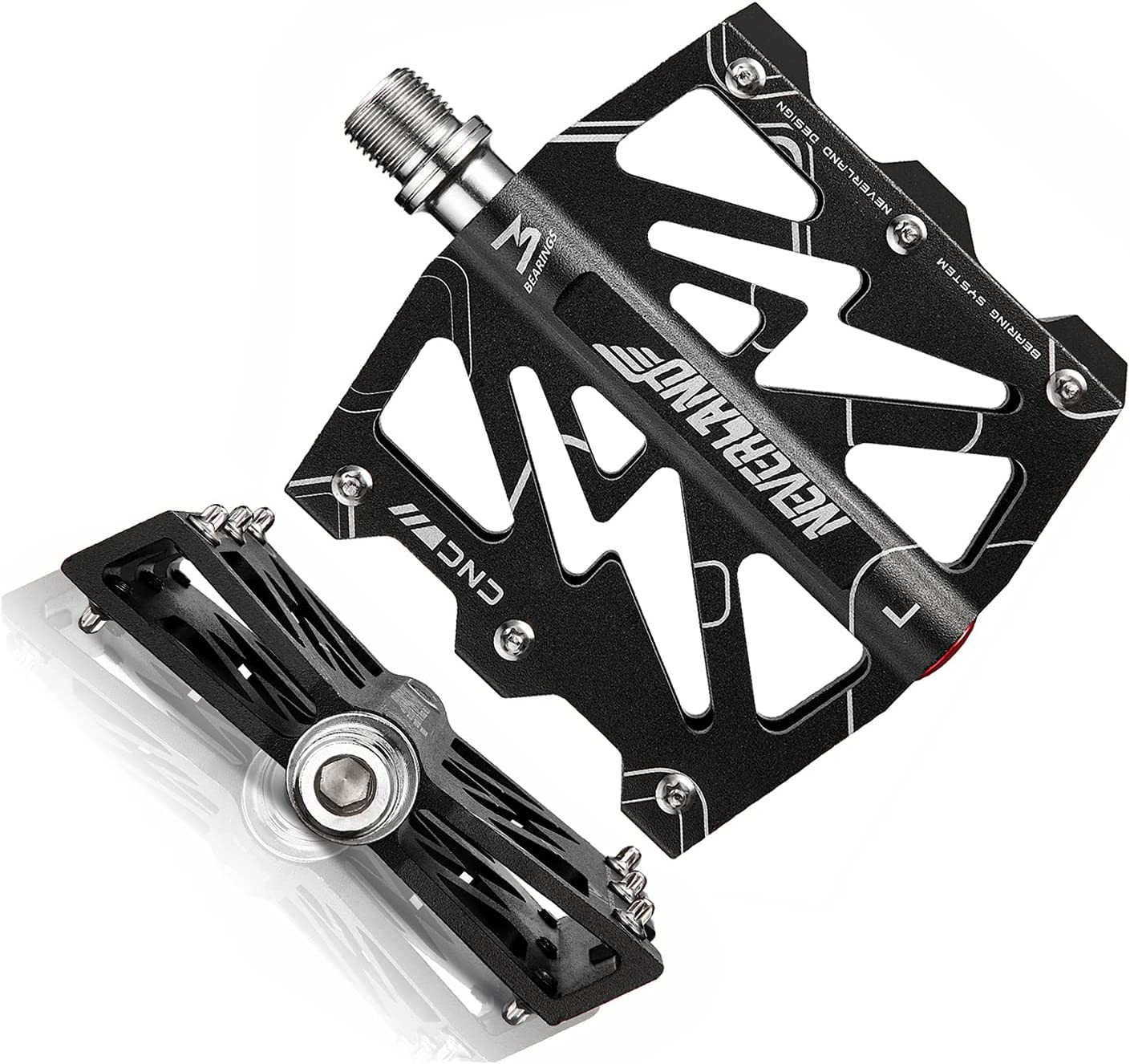 NEVERLAND Mountain Road Bike High quality Pedals Bicycle of Aluminum Super Special SALE held A