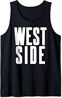 West Side - Cool Rap Hip Hop Coast Fans Tank Top