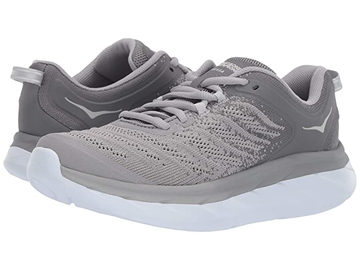 Hoka One One  Akasa (Frost Gray/Silver Sconce) Womens Shoes