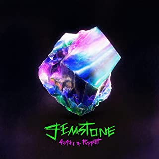 [Single] 4s4ki – gemstone feat. Puppet [FLAC 24bit + MP3 320 / WEB]
