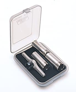 MTM CT3-41 Case Gard Choke Tube Case Small - Clear Smoke