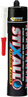 Stixall Extreme Power - Building Adhesive and Sealant Hybrid, Grey, 290 ml