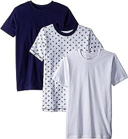 Trimfit - Monsters Cotton T-Shirts 3-Pack (Toddler/Little Kids/Big Kids)