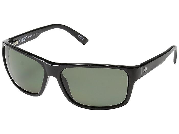 Spy Optic Arcylon (Black/Happy Gray Green Polar) Sport Sunglasses