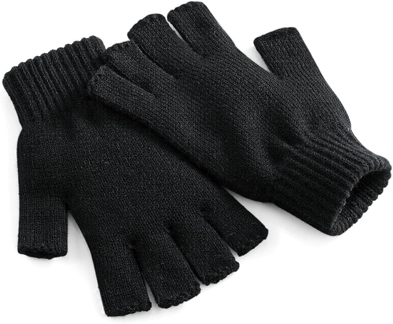 Beechfield Fingerless Gloves