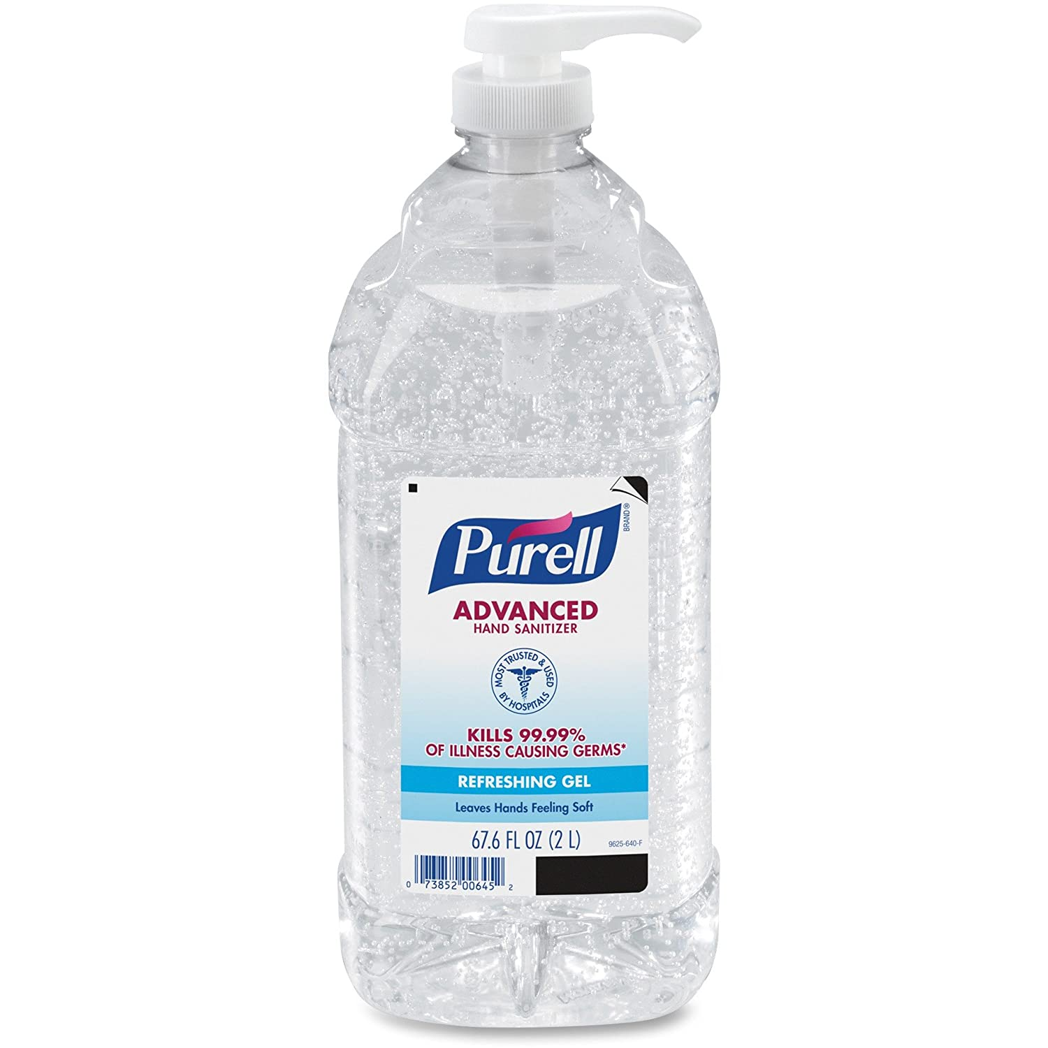 Advanced Hand 67% OFF of fixed Excellence price Sanitizer Refreshing Gel Clean Pump L Scent Bo 2