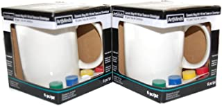 ArtMinds Ceramic Mug Painting Kit (2 pack)