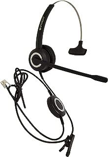 Spracht Zum RJ9M Universal Desktop Headset - Monaural