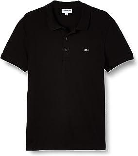 Camisa polo Lacoste Slim Fit em Petit Piquet Stretch, Lacoste, Masculino