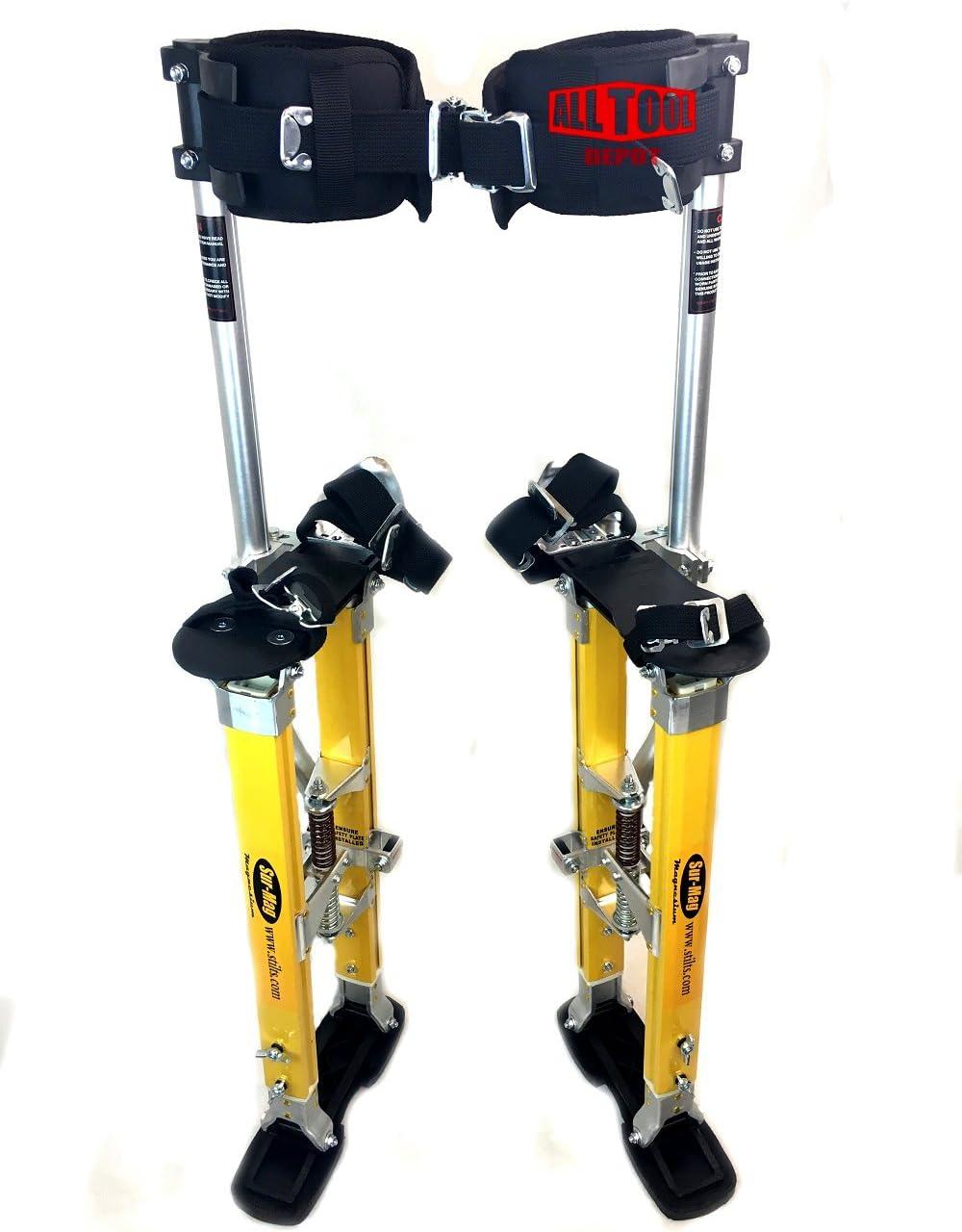 SurPro SP price Quad Lock Magnesium Drywall 24-40 Super Special SALE held in. Stilts SUR-SP-2