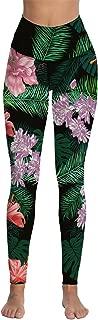 Fandim Fly Women's High Waisted Capri Print Leggings
