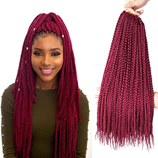 Best red and black crochet braids Reviews