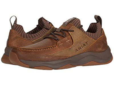 Ariat Country Mile (Earth/Brown Bomber) Men