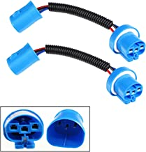 9004 9007 HB5 Extension Wiring Harness Sockets Wire Headlights Fog Lights