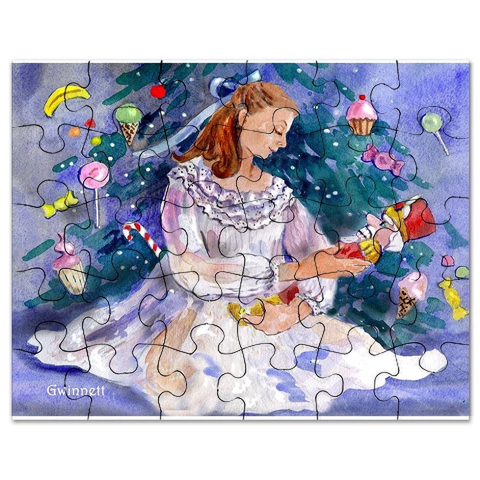CafePress - Clara & Nutcracker - Jigsaw Puzzle, 30 pcs.