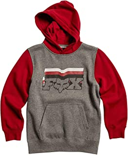 Fox Head - Kids Boys' Pullover Hoodie