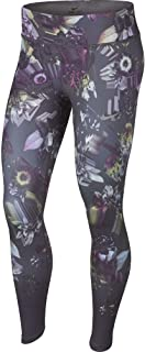 NIKE Women's Epic Lux Printed Running Tights Floral